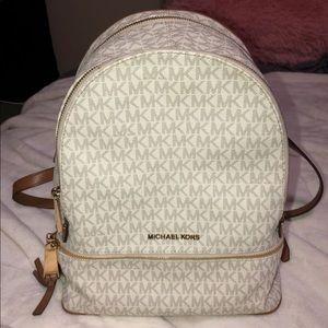 Michael Kors backpack / purse